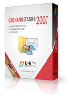 Exchange Tasks 2007 Enterprise Edition boxshot