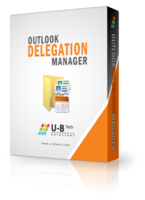 Outlook Delegation Manager – Enterprise Edition discount coupon