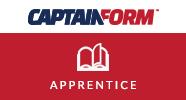 CaptainForm – Apprentice discount coupon