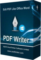 PDF Writer (Personal – lifetime) discount coupon