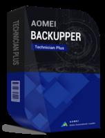 AOMEI Backupper Technician Plus + Lifetime Upgrades