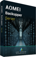 AOMEI Backupper Server + Free Lifetime Upgrade discount coupon
