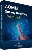 AOMEI OneKey Recovery Professional (Family License)
