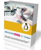 cheap Recover Data for Linux (Windows OS) - Personal License