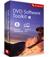 >25% Off Coupon code Aiseesoft DVD Software Toolkit