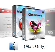 Pavtube ChewTune for Mac+ iMedia Converter for Mac discount coupon