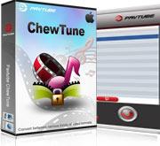 screenshot of Pavtube ChewTune for Mac