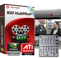 Pavtube MXF MultiMixer discount coupon