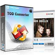 Pavtube TOD Converter for Mac discount coupon
