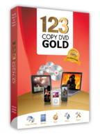 123 Copy DVD Gold
