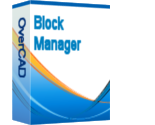 Block Manager for AutoCAD 2008