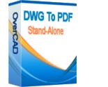 OverCAD DWG to PDF