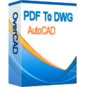 OverCAD PDF to AutoCAD
