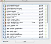 Privacy Care for Mac