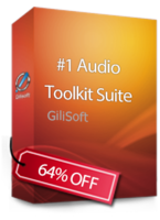 #1 Audio Toolkit Suite – 1 PC / Liftetime free update discount coupon