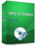 MP3 CD Maker  – 1 PC / Liftetime free update discount coupon