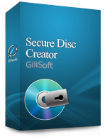 >40% Off Coupon code Gilisoft Secure Disc Creator - 1 PC / 1 Year free update