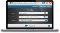 45% OFF Gilisoft Screen Recorder  - 1 PC / Liftetime free update