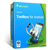 45% OFF iSkysoft Toolbox - Android Data Extraction