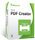 iSkysoft PDF Creator for Mac discount coupon