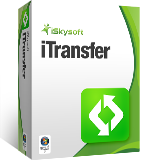 iSkysoft iTransfer boxshot