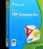 iSkysoft PDF Converter Pro for Windows discount coupon