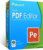 iSkysoft PDF Editor for Windows discount coupon