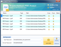 Wonderfulshare PDF Protect discount coupon