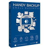 Handy Backup Small Business discount coupon