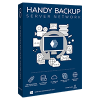 Handy Backup Server Network discount coupon