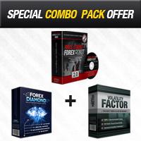 WallStreet Forex Robot 2.0 Evolution + Forex Diamond EA + Volatility Factor EA discount coupon