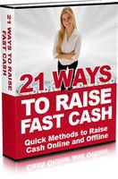 21WaysToRaiseFastCash discount coupon