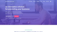 MB Landing Page Template