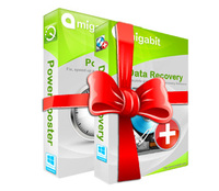 Amigabit Holiday Gift Pack discount coupon