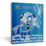 ZC DVD Ripper Platinum discount coupon