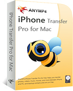 AnyMP4 iPhone Transfer Pro for Mac
