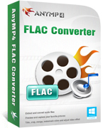 AnyMP4 FLAC Converter discount coupon