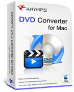 AnyMP4 DVD Converter for Mac discount coupon