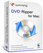 AnyMP4 DVD Ripper for Mac discount coupon