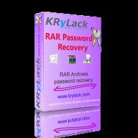 KRyLack RAR Password Recovery discount coupon