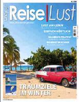 20% OFF ReiseLust Magazin