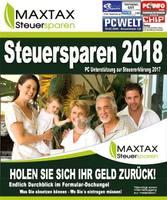 tax, MAXTAX Steuersparen Nachlizensierung/Upgrade, startachim blog, startachim blog