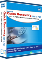 >15% Off Coupon code Quick Recovery for MS Exchange OST to MS Outlook PST - Corporate License