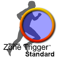 screenshot of Webcam Zone Trigger Standard