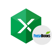 >5% Off Coupon code Excel Add-in for FreshBooks