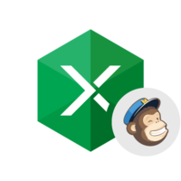 15% OFF Excel Add-in for MailChimp