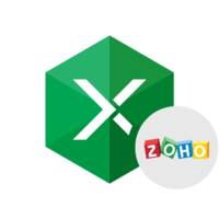 >5% Off Coupon code Excel Add-in for Zoho CRM
