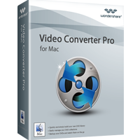>40% Off Coupon code Wondershare Video Converter Pro for Mac