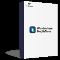 MobileTrans (Mac) - Phone Transfer boxshot