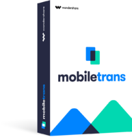 MobileTrans for Mac (Lifetime License) boxshot